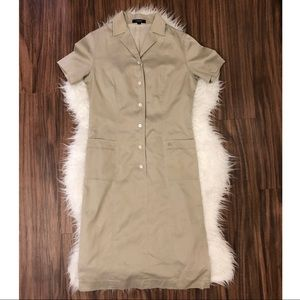 Authentic Burberry Brown Dress